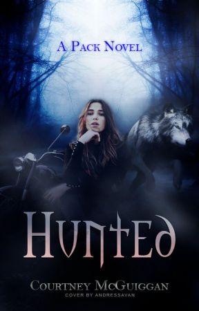 Hunted. A Pack Novel by CourtneyMcGuiggan