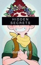 Hidden Secrets (Werewolf Dadvid-Camp Camp) by Wolfiplier3612