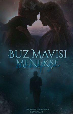 Buz Mavisi Menekşe by Esmanizm