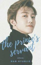 The Prince's Servant|Jaemin by hanhyunjie
