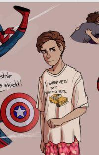 Peter Parker oneshots cover