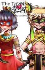 The Egyptian Ladybug and her Chat by Tikira0fMiraculous