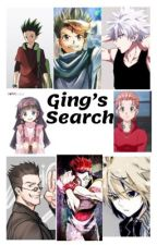 Ging's Search  by TwilightTRex