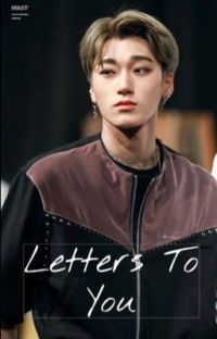 Letters To You | Choi San.  cover