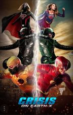 Superflash - Crisis on Earth X (Volume 1) by TheAIWriter