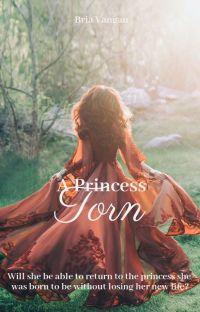 A Princess Torn (Alys Book 2) cover