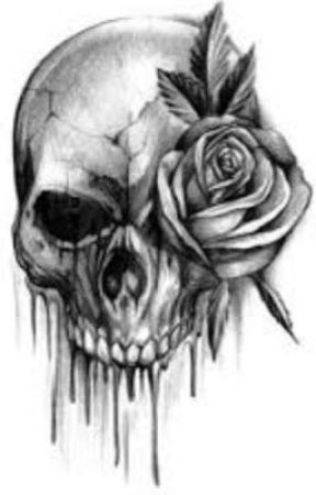 Death ink  by MichaelGaryScarn