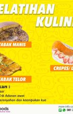 +6281233671671 Pelatihan Kuliner martabak manis by produsenwajan