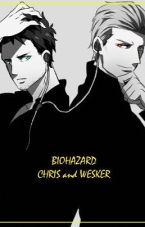 Albert Wesker x Christopher Redfield: Resident Evil Love Story Fanfiction??? by WiskerWesker