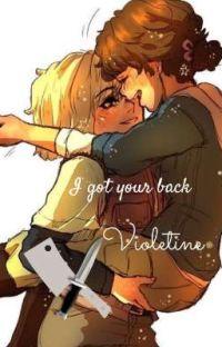 I got your back (Violetine) cover
