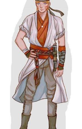 Naruto Uzumaki: Jedi Rebelde.  by Skoll94