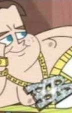 Bling bling boy x Johnny test by therealbLIngBiNgBoy