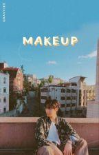 Makeup, Moonbin by gravviee