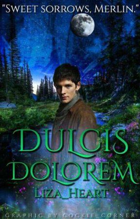 Dulcis Dolorem: Merlin by Liza_Heart
