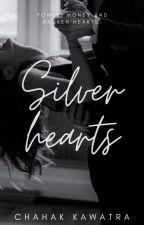 Silver Hearts by chahakkawatra