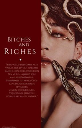 Bitches and Riches  by Strangeclousy