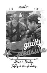 guilty pleasure ⍟ stucky talks ✓ cover
