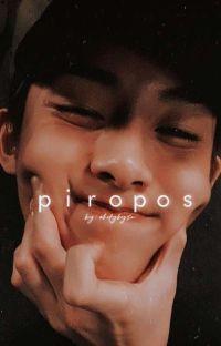 Piropos vrgas. cover