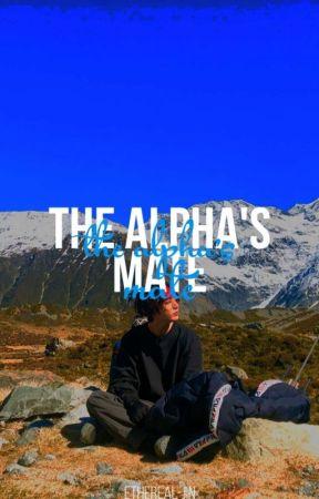 The Alpha's Mate《 j.j.k x k.s.j 》 by ethereal-jin