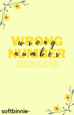 wrong number » minsung by softbinnie-
