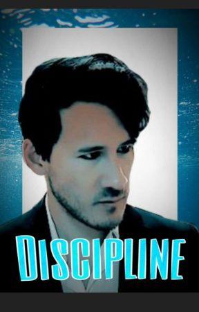 Discipline (Yandere Darkiplier x Reader) by HammerOfRage