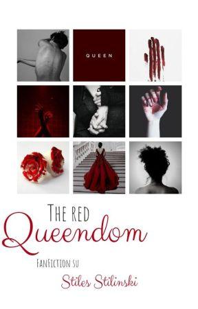 the red queendom [stiles stilinski] 3 by rosedeaton