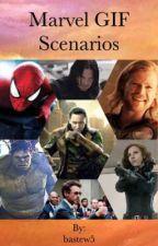 Marvel GIF scenarios  by bastew5
