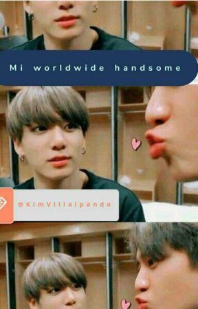 Mi Worldwide Handsome (Jinkook)  by KimVillalpando