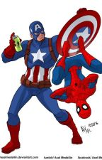 Captain Grandpa (A Spider-Man and Avengers Fan Fiction) by MolMcN