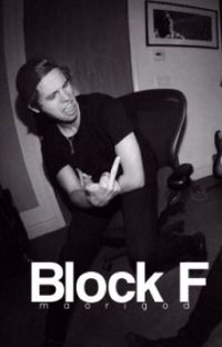 block f ◆ luke hemmings cover