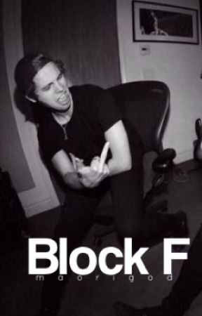 block f ◆ luke hemmings by maorigod