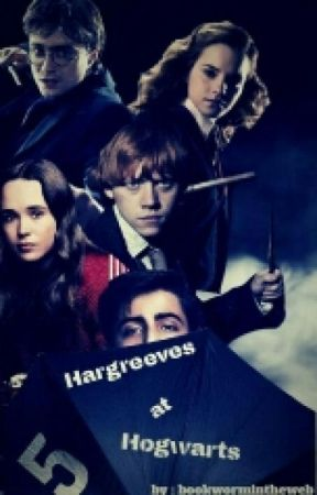 hargreeves at hogwarts by BookWormInTheWeb