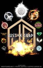 The Justice Corps // Original DCU Fanfiction  by Nightwing-B01
