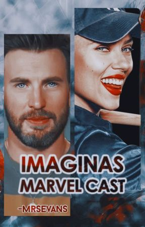 ∆ Imaginas Marvel Cast ∆ by -MrsEvans