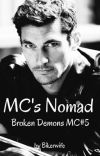 MC's Nomad (Broken Demons MC #5) cover