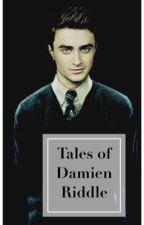 Tales of Damien Riddle by skjefferson