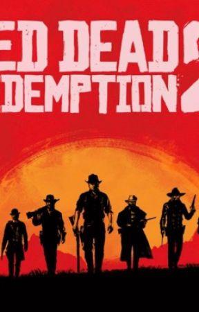 Red Dead Damnation (Van der Linde gang x Male Reader) by jetrayf