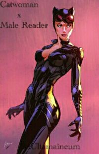 Catwoman x Male Reader cover