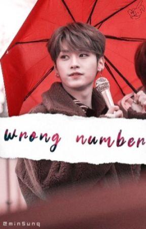Wrong Number ➸ MinSung by minsunq