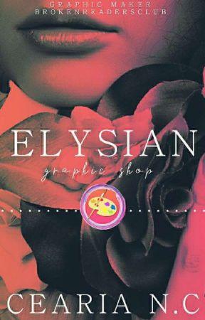 Elysian - Graphic Shop by BrokenReadersClub