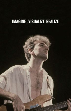 Imagine, Visualize, Realize by deakylovescheese