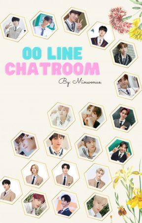 00 LINE CHATROOM by minwonue