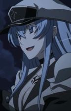 Yandere Esdeath x Mute Male reader by FalloutRamos