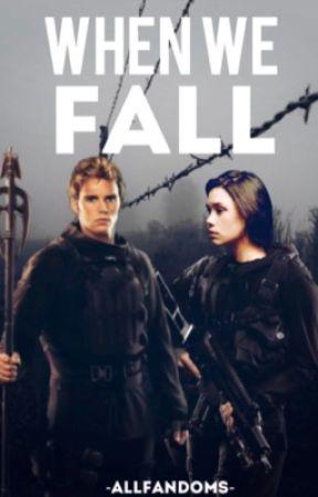 When We Fall~Finnick Odair {Book 3} by -AllFandoms-