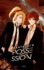 Akatsuki's Possession ✗ by Sleepychen