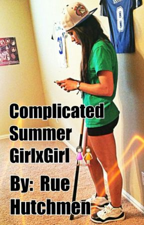 Complicated Summer (girlxgirl) by Hydro_oxide