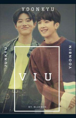 V I U ; YOONKYU by blueben_