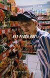 Hey Peach Boy! -  𝐉𝐈𝐌𝐈𝐍√ cover