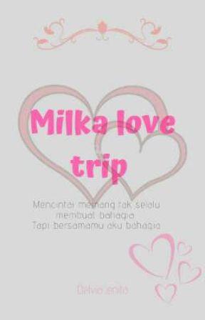 Milka Love Trip by Delviajenita
