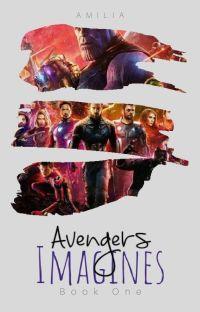 Marvel's Avengers Imagines cover